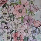 Anemone Array by Susan Duffey