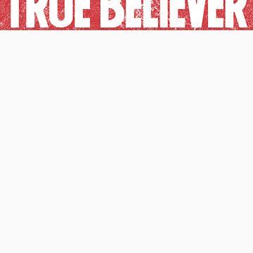 True Believer (Distressed) by Eozen