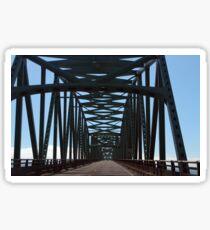 Crossing the Astoria-Megler Bridge Sticker