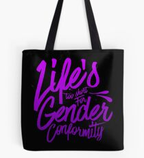 Gender Conformity Tote Bag