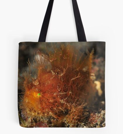 Hairy Baby Tote Bag