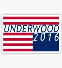 underwood Sticker
