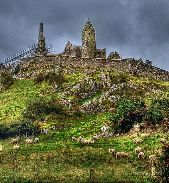 Rock of Cashel by Lanis Rossi