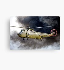 Royal Navy Westland Sea King HC Mk.4   Canvas Print