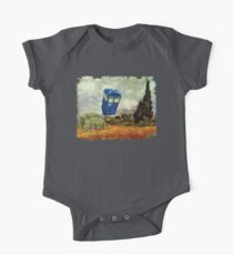 Vincent and the Doctor One Piece - Short Sleeve