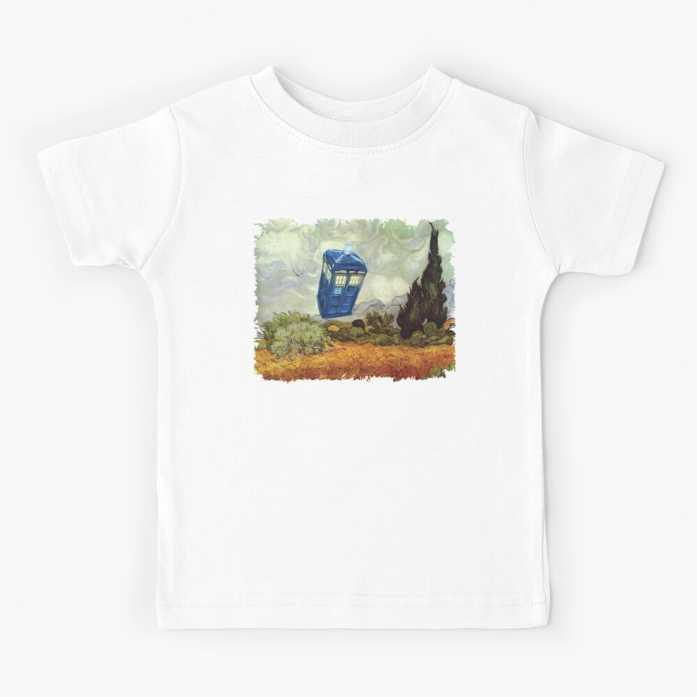 Vincent and the Doctor Kids T-Shirt