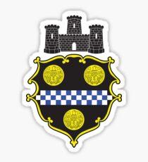 Pittsburgh City Seal Sticker Sticker