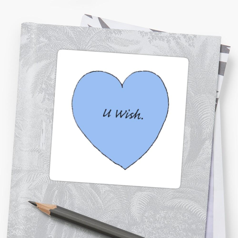 trending heart sticker  by luluandizzie12