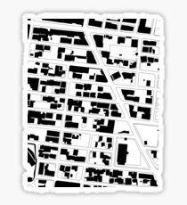 Urban Pattern Sticker