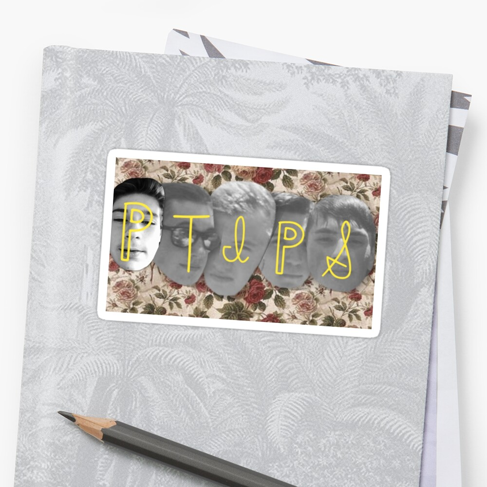 P-Tips Official Sticker by Josh Young
