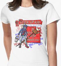 The Stick-Up Kid -  New York Comic Con Design Challenge T-Shirt