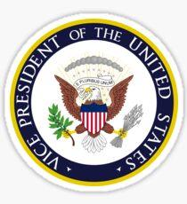 US Vice President Seal Sticker Sticker