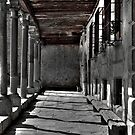Corridor by Merlina Capalini
