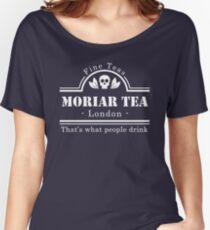 MoriarTea Women's Relaxed Fit T-Shirt