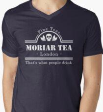 MoriarTea Men's V-Neck T-Shirt