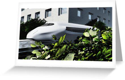 Inter City Transport by Ostar-Digital