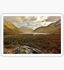 Doolough, County Mayo, Ireland Sticker