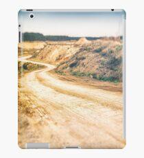 Gravel Pit iPad Case/Skin