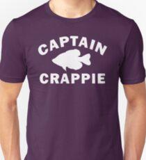 Captain Crappie Unisex T-Shirt