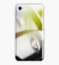 Alfa Romeo Interior iPhone Case/Skin