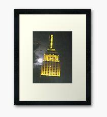 I love NY Framed Print