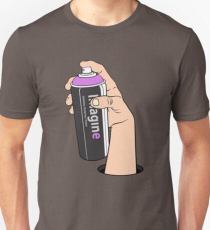 imagine vs. vandal T-Shirt