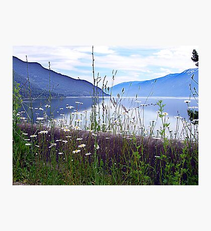 Kootenay Lake Photographic Print