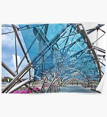 The Helix Bridge 5 Poster