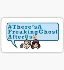 Chris's Hashtag Sticker