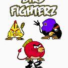 Bird FighterZ by piong
