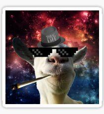 Thug Goat Sticker