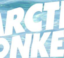 Arctic Monkeys - Water Circle Sticker