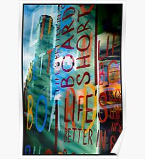 Life's Better In Board Shorts Poster