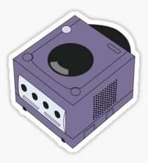 GameCube Sticker