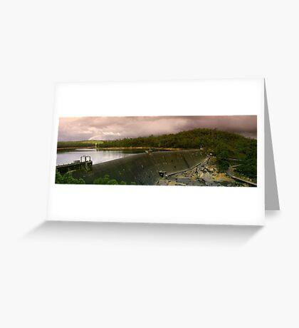 Collie Dam - Western Australia  Greeting Card