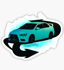 Bora EVO Sticker