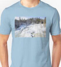 Frozen Landscape  T-Shirt