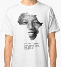 Nelson Mandela Afrika Classic T-Shirt