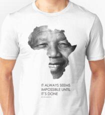 Nelson Mandela Africa Unisex T-Shirt