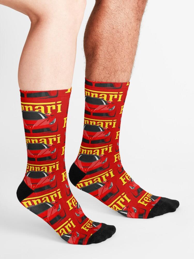 Alternate view of FERRARI - LaFerrari Socks