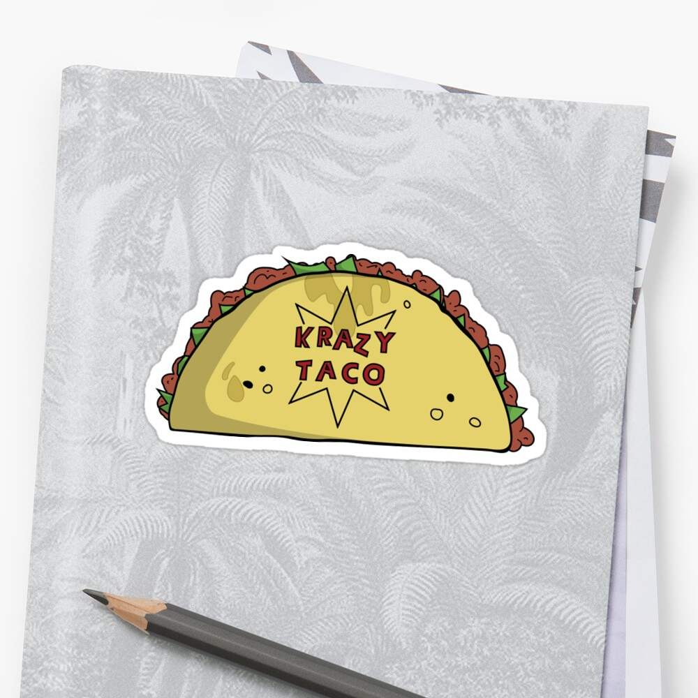 Krazy Taco by KUPNOODLE