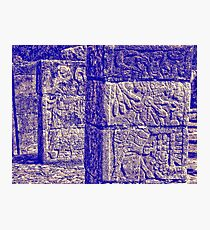 Temple of the Warriors Photographic Print