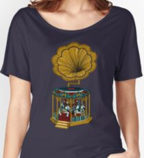 Carousel Player Women's Relaxed Fit T-Shirt