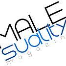 MALEsuality Logo by MALEsuality Magazine