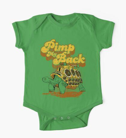 Pimp My Back Kids Clothes