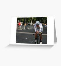 Mark Cavendish Greeting Card