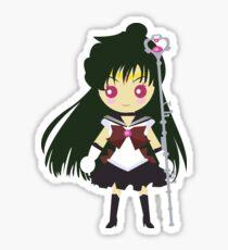Chibi - Sailor Pluto Sticker