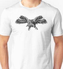 Ornate Falcon Unisex T-Shirt
