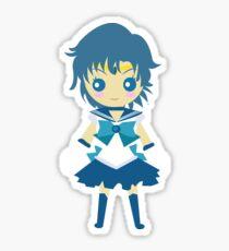 Chibi - Sailor Mercury Sticker