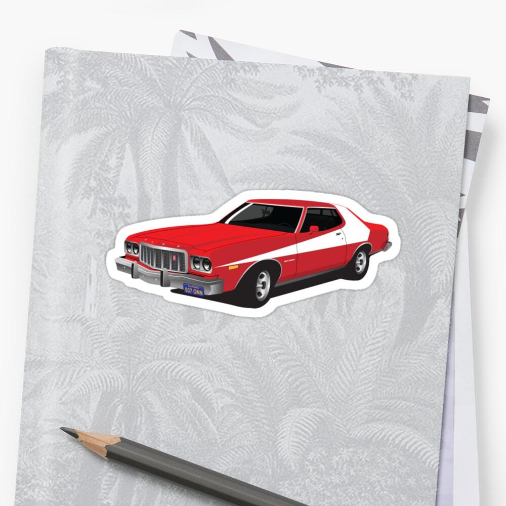 75 Gran Torino by superiorgraphix